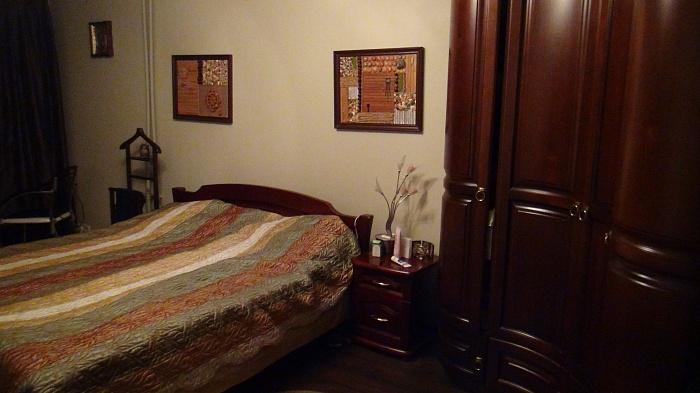 2-комнатная квартира посуточно в Симферополе. Киевский район, ул. Киевская, 173. Фото 1