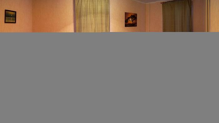 1-комнатная квартира посуточно в Сумах. Заречный район, ул. Петропавловская, 51. Фото 1