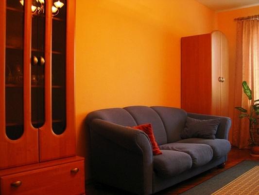 2-комнатная квартира посуточно в Киеве. Шевченковский район, ул.Малая Житомирская, 10. Фото 1