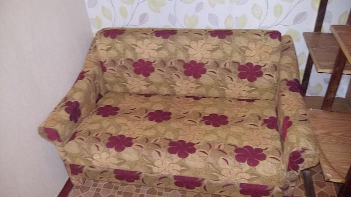 1-комнатная квартира посуточно в Сумах. Заречный район, ул. Прокофьева, 36. Фото 1