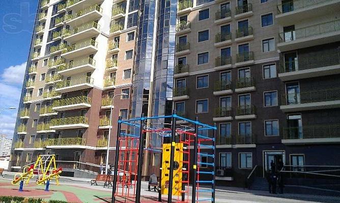 1-комнатная квартира посуточно в Одессе. Киевский район, ул.Архитекторская/Ильфа и Петрова, 24. Фото 1