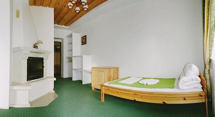 Мини-отель  посуточно в Волосянке. ул. Подлесная, 8. Фото 1