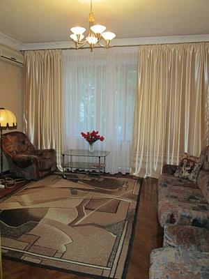 2-комнатная квартира посуточно в Одессе. Приморский район, Пушкинская, 39. Фото 1