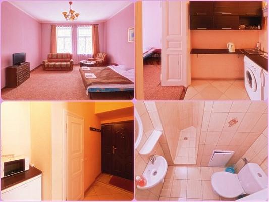 1-комнатная квартира посуточно в Киеве. Деснянский район, ул. Радунская, 9. Фото 1