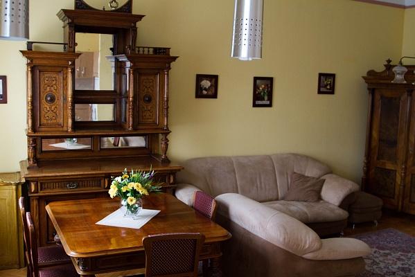 2-комнатная квартира посуточно в Львове. Галицкий район, пр-т Свободы, 1/3. Фото 1