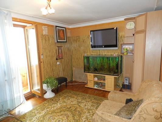 1-комнатная квартира посуточно в Феодосии. ул. Федько, 91. Фото 1