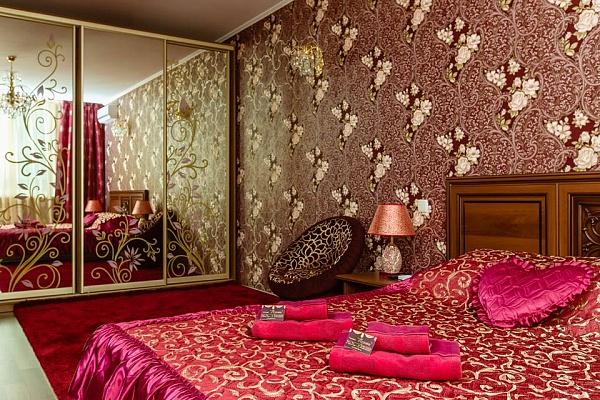 2-комнатная квартира посуточно в Киеве. Дарницкий район, ул. Чавдар, 3. Фото 1