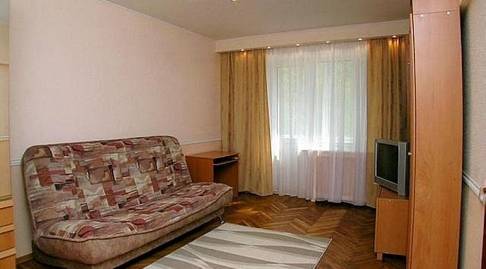 1-комнатная квартира посуточно в Северодонецке. ул. Донецкая, 38. Фото 1