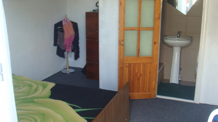 1-комнатная квартира посуточно в Евпатории. ул. Хлебная, 19. Фото 1