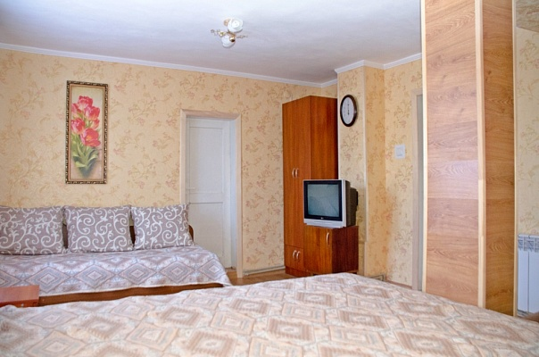 1-комнатная квартира посуточно в Моршине. ул. Леси Украинки, 25. Фото 1