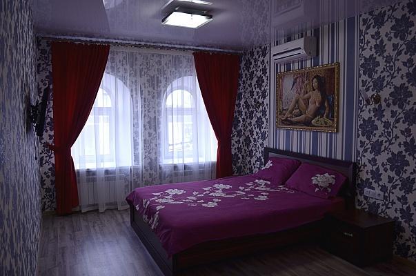 1-комнатная квартира посуточно в Сумах. Заречный район, пер Терезова, 3. Фото 1