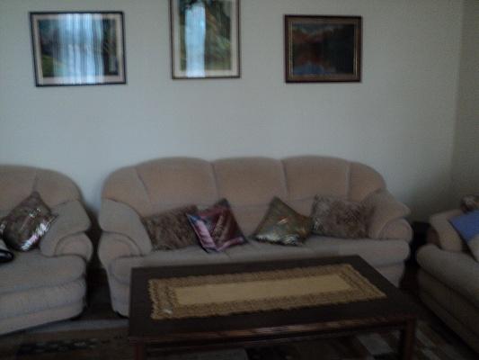 3-комнатная квартира посуточно в Львове. Лычаковский район, ул. Ивана Франко, 23. Фото 1