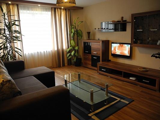 1-комнатная квартира посуточно в Тернополе. ул. С.Бандеры, 45. Фото 1