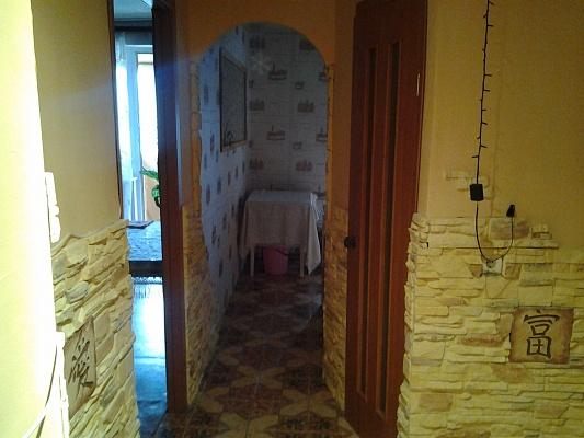 1-комнатная квартира посуточно в Севастополе. Ленинский район, ул. Мечникова, 5. Фото 1