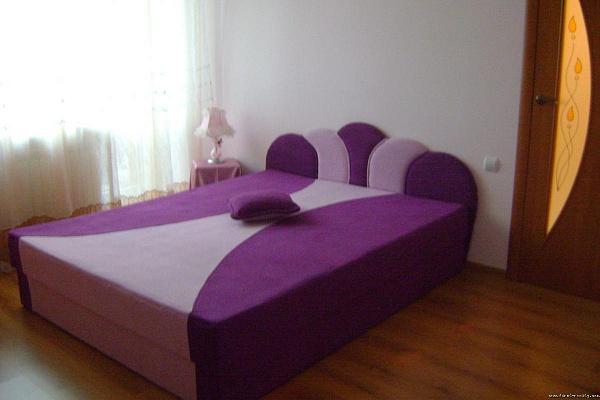1-комнатная квартира посуточно в Житомире. ул. Пушкинская, 27а. Фото 1
