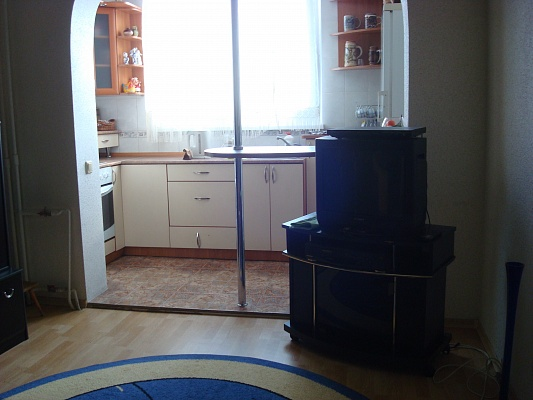 1-комнатная квартира посуточно в Борисполе. ул. Головатого, 56. Фото 1