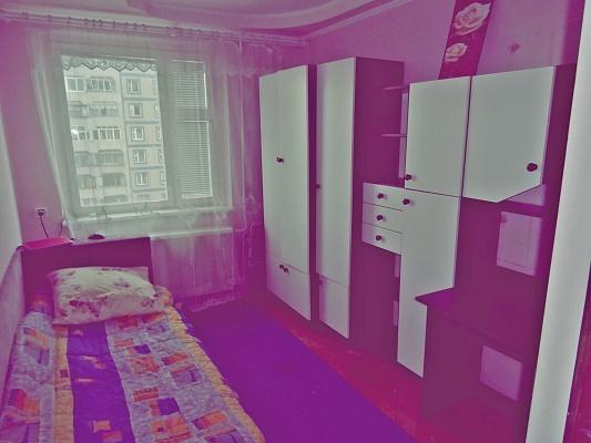 4-комнатная квартира посуточно в Львове. Сиховский район, ул. Скрипника,  23 . Фото 1
