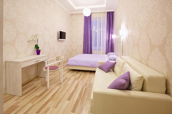 1-комнатная квартира посуточно в Львове. Галицкий район, ул. Насыпная, 3. Фото 1