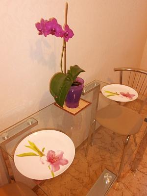 1-комнатная квартира посуточно в Ильичёвске. ул. Данченко, 3Б. Фото 1
