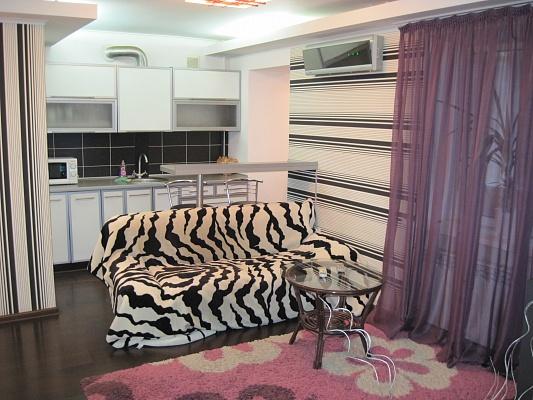 2-комнатная квартира посуточно в Запорожье. Орджоникидзевский район, гагарина, 12. Фото 1