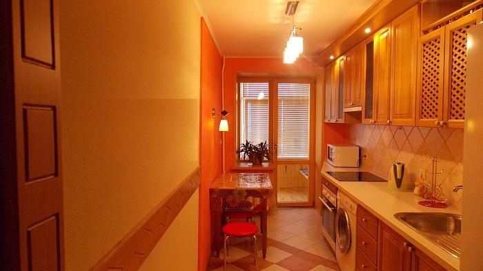 1-комнатная квартира посуточно в Сумах. Заречный район, пр-т Лушпы, 12. Фото 1