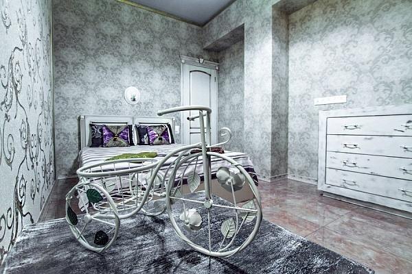 3-комнатная квартира посуточно в Одессе. Приморский район, ул. Греческая, 1а. Фото 1