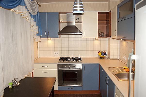 1-комнатная квартира посуточно в Харькове. Московский район, ул. Ак. Павлова, 134. Фото 1