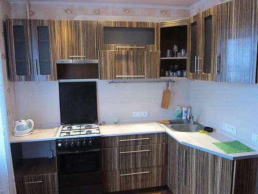 1-комнатная квартира посуточно в Донецке. Кировский район, ул. Высоцкого, 13. Фото 1
