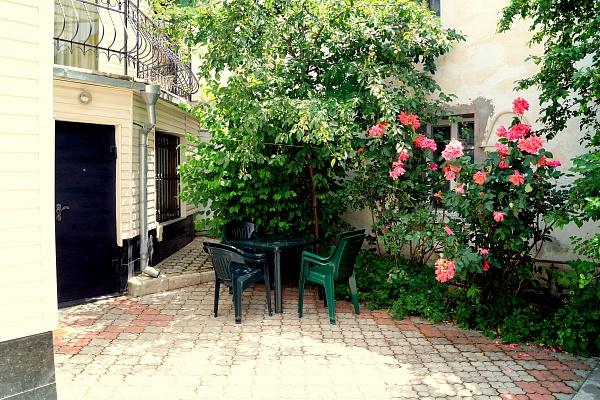 1-комнатная квартира посуточно в Алуште. ул. Хромых, 21. Фото 1