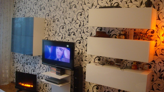 1-комнатная квартира посуточно в Киеве. Днепровский район, Строителей, 40. Фото 1