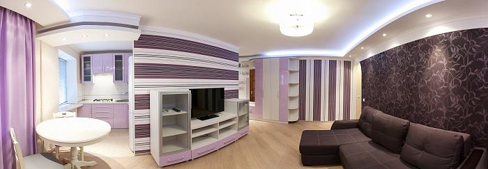 3-комнатная квартира посуточно в Одессе. Приморский район, Французский бульвар, 22-а. Фото 1