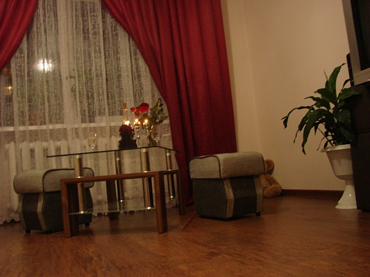 1-комнатная квартира посуточно в Львове. Сыховский район, ул. Демнянская, 16. Фото 1