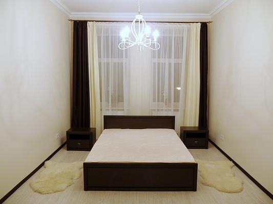 2-комнатная квартира посуточно в Львове. Лычаковский район, ул. Садовского, 3. Фото 1