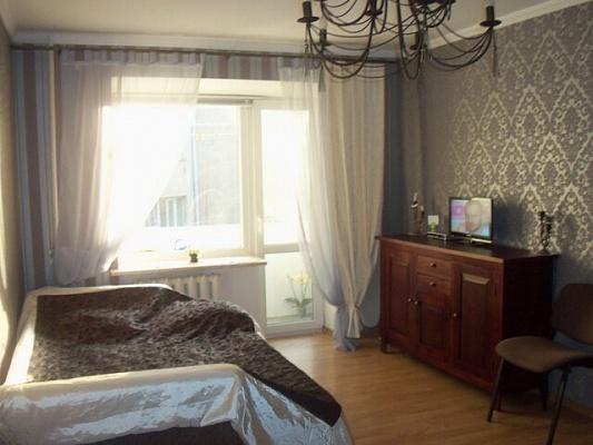 1-комнатная квартира посуточно в Одессе. Малиновский район, ул. Фонтанская дорога, 4. Фото 1
