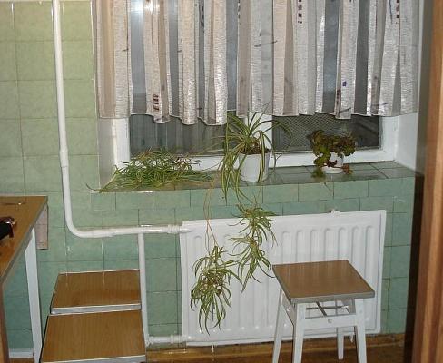 1-комнатная квартира посуточно в Киеве. Подольский район, пр-т Правды, 88. Фото 1