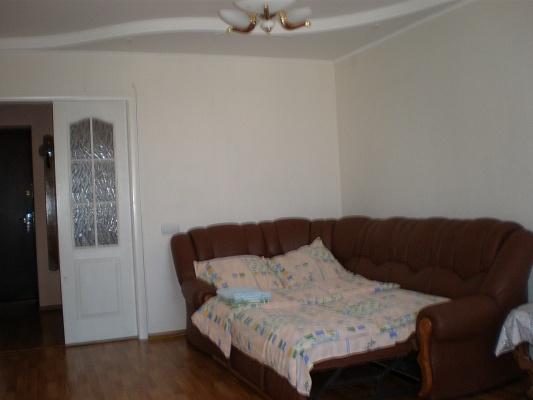 1-комнатная квартира посуточно в Сумах. Заречный район, ул.Харьковская. Фото 1