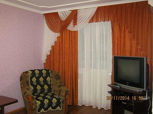1-комнатная квартира посуточно в Керчи. ул. Льва Толстого, 132. Фото 1