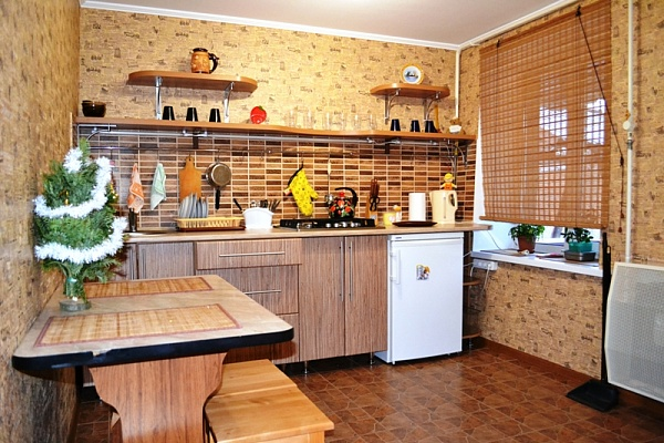 1-комнатная квартира посуточно в Миргороде. ул. Воскресенская, 18. Фото 1