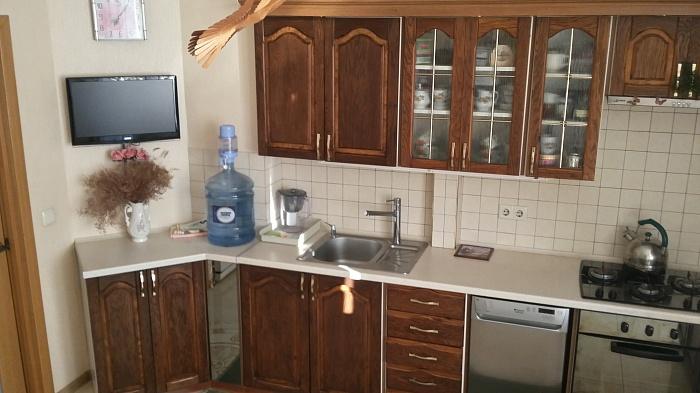 1-комнатная квартира посуточно в Севастополе. Ленинский район, ул. Новороссийская, 5. Фото 1