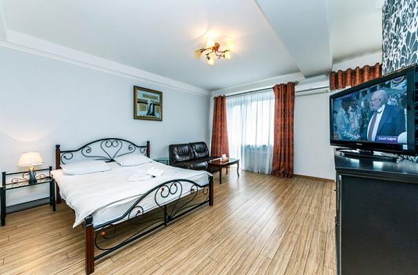 1-комнатная квартира посуточно в Киеве. Печерский район, б-р Леси Украинки, 5. Фото 1