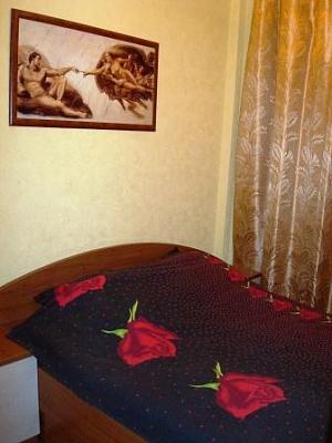 2-комнатная квартира посуточно в Одессе. Приморский район, ул. Маразлиевская, 48. Фото 1
