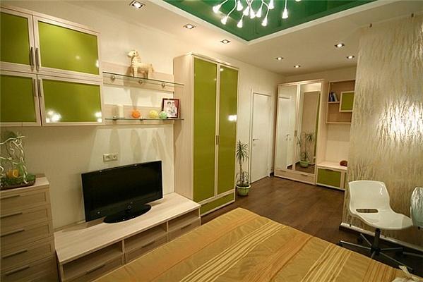 1-комнатная квартира посуточно в Трускавце. ул. Стебницкая. Фото 1