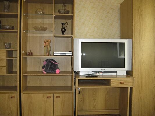 1-комнатная квартира посуточно в Киеве. Дарницкий район, ул. Вишняковская, 17. Фото 1