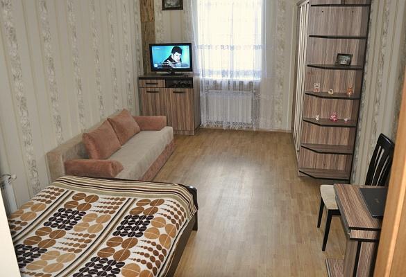 1-комнатная квартира посуточно в Львове. Галицкий район, ул. Войтовича, 5. Фото 1