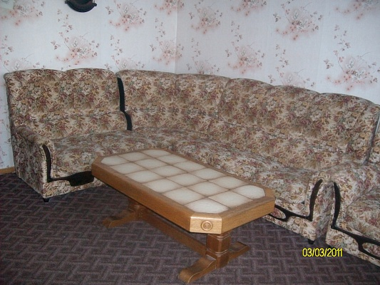 3-комнатная квартира посуточно в Ровно. ул. Крушельницкой, 77. Фото 1
