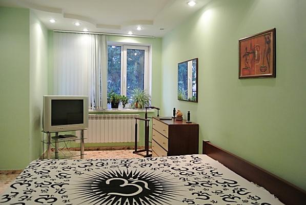 3-комнатная квартира посуточно в Ялте. ул. Володарского, 5. Фото 1
