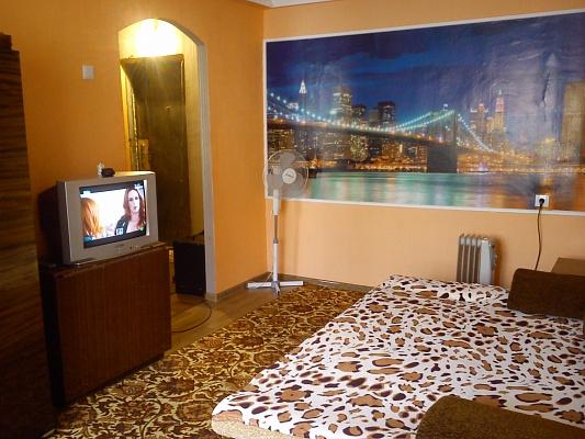 1-комнатная квартира посуточно в Енакиево. Первомайская, 14. Фото 1