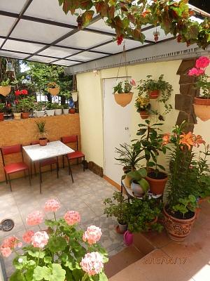 2-комнатная квартира посуточно в Алупке. ул. Калинина, 13. Фото 1