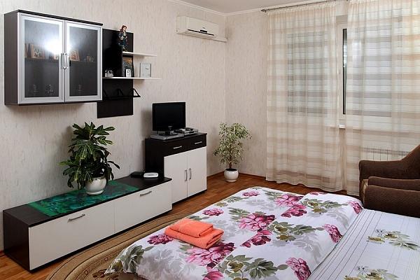 1-комнатная квартира посуточно в Киеве. Днепровский район, Мильчакова. Фото 1