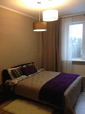 1-комнатная квартира посуточно в Львове. Сиховский район, Зелена вулиця, 115. Фото 1